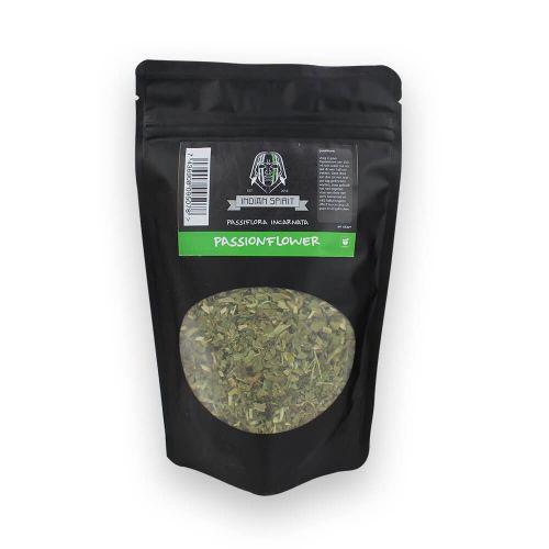 Passionflower (Passiflora Incarnata) – 50G Shredded – Indian Spirit