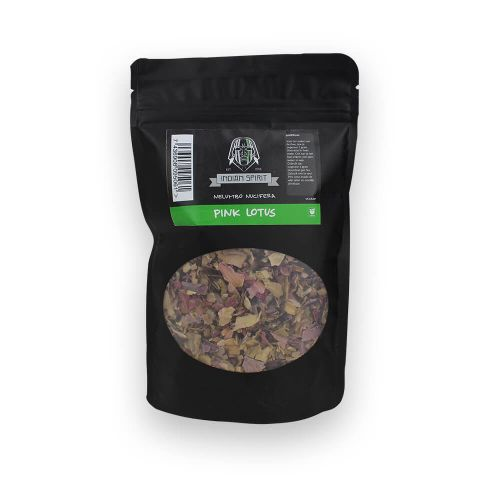 Pink Lotus (Nelumbo Nucifera) – 25G Shredded – Indian Spirit