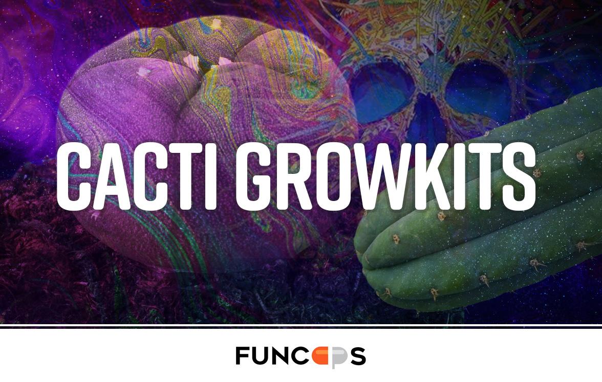 Cacti Growkits
