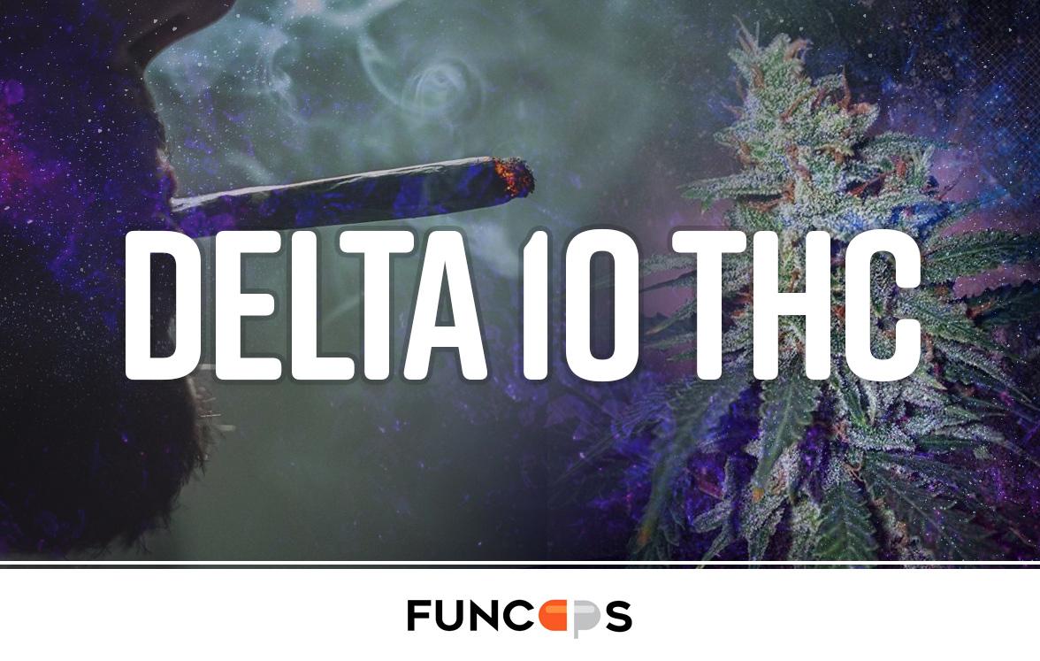 Delta 10 THC-kopen