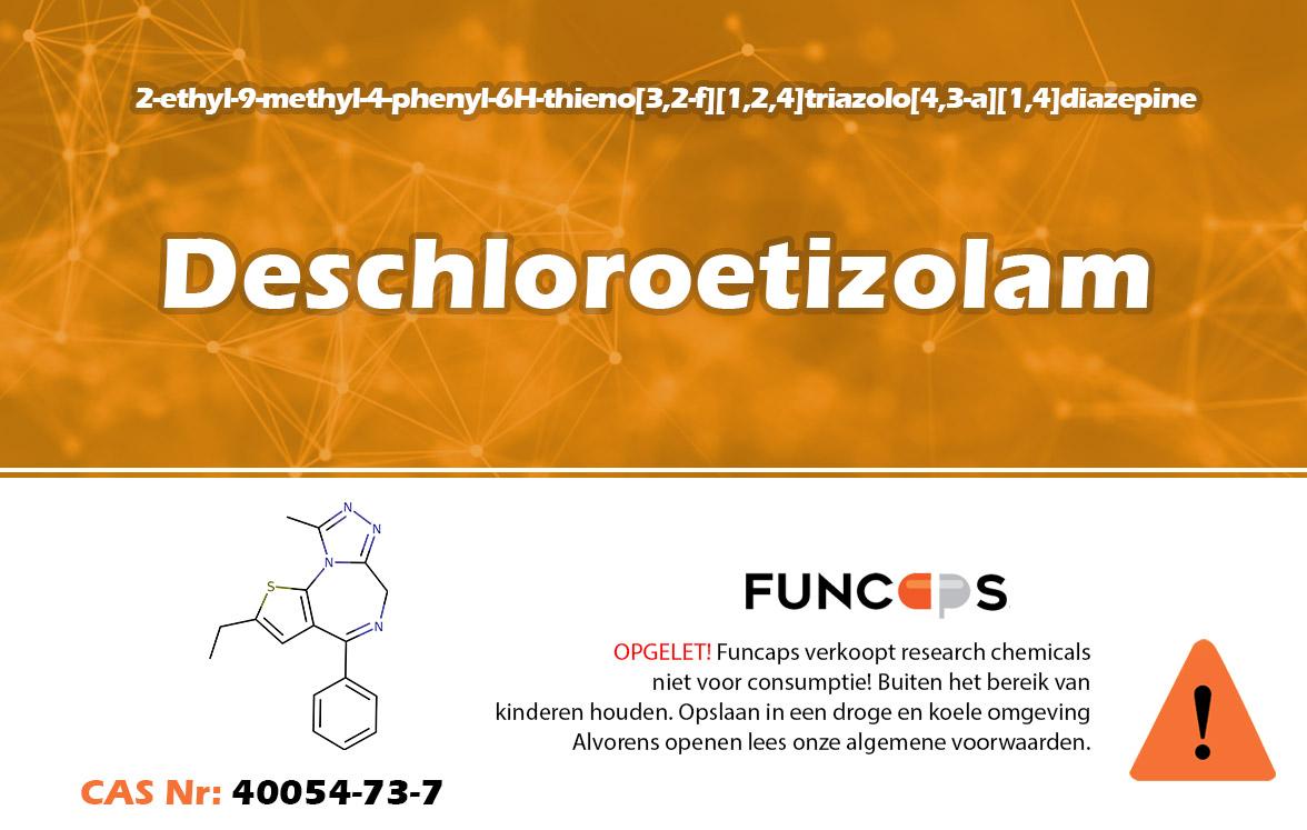 koop-Dechloroetizolam