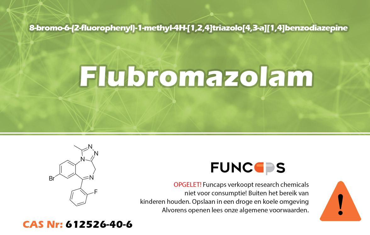 Flubromazolam-kopen