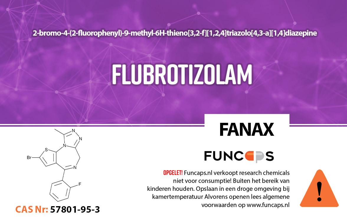 Flubrotizolam -kopen