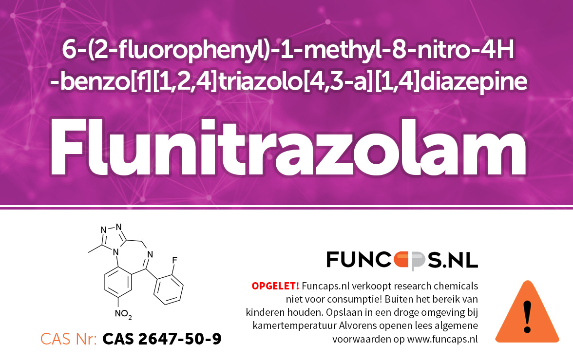 Flunitrazolam-kopen