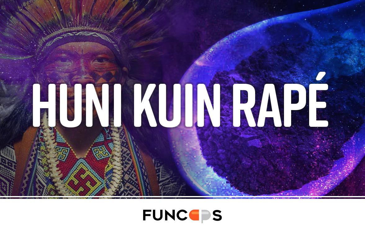 Huni Kuin Rapé