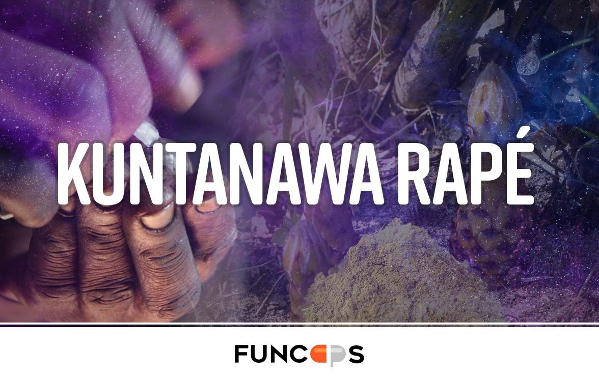 Kuntanawa Rapé