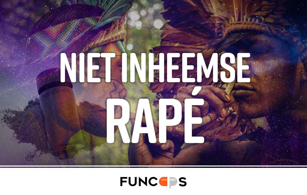 Niet inheemse Rapé