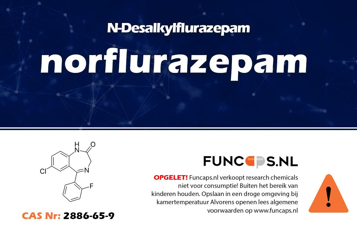 Norflurazepam -kopen
