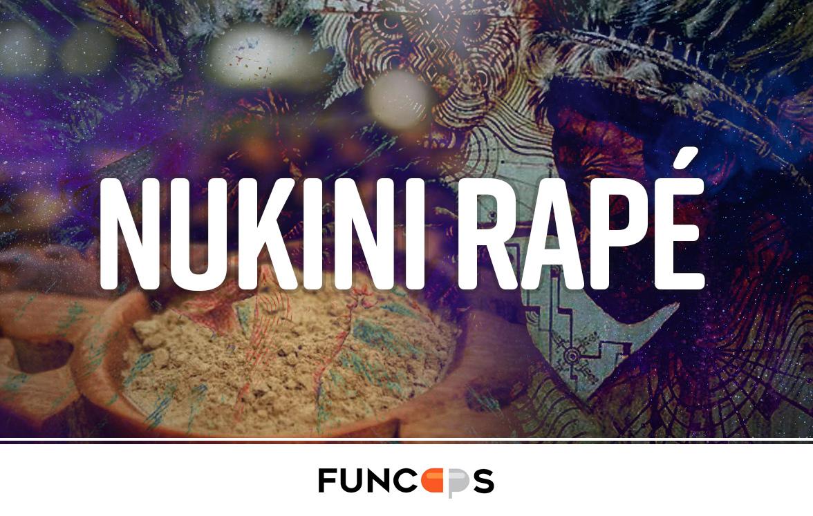 Nukini Rapé