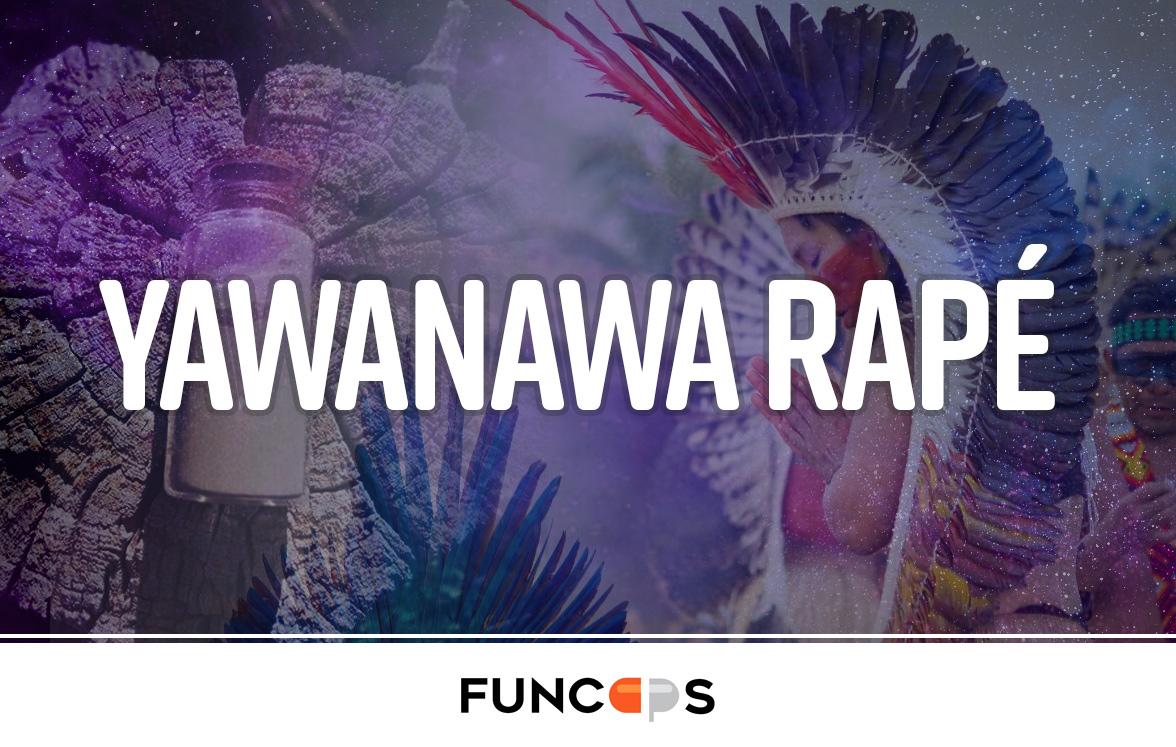 Yawanawa Rapé