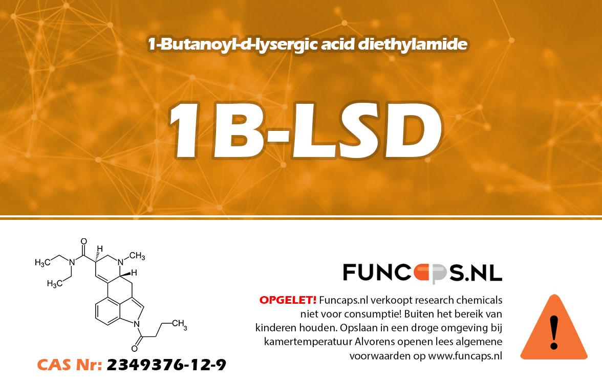 1B-LSD Funcaps