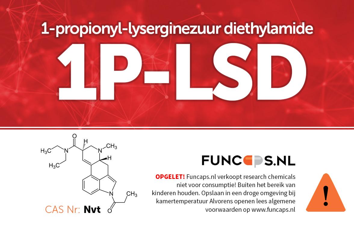 1P-LSD Funcaps
