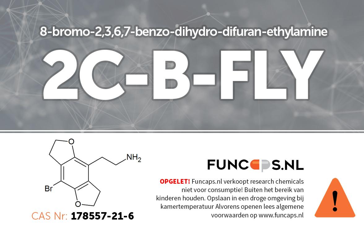 2C-B-FLY Funcaps