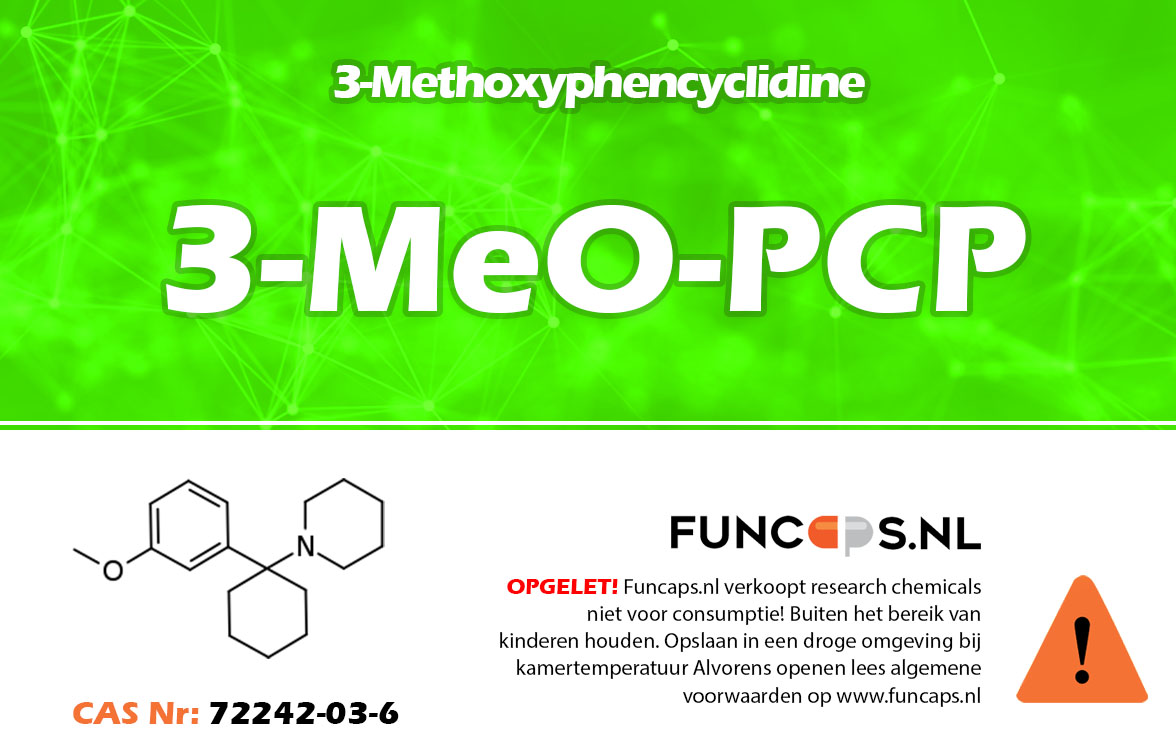 3-MeO-PCP Funcaps