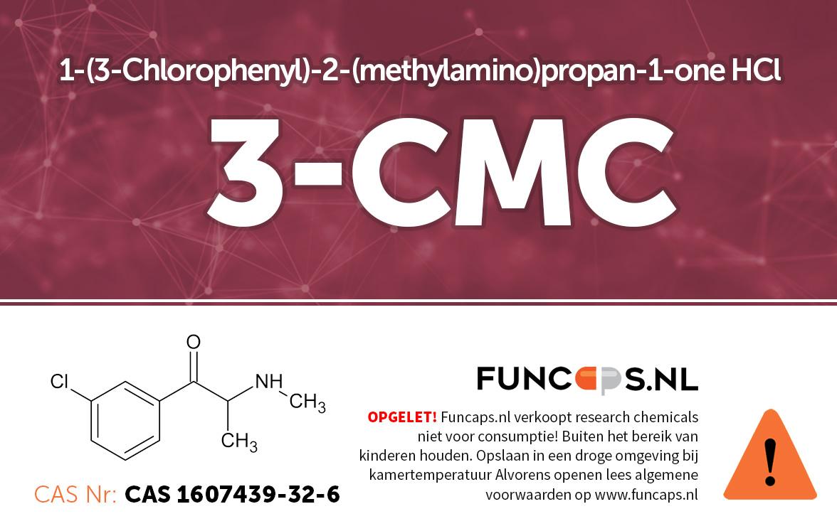 3-CMC Funcaps
