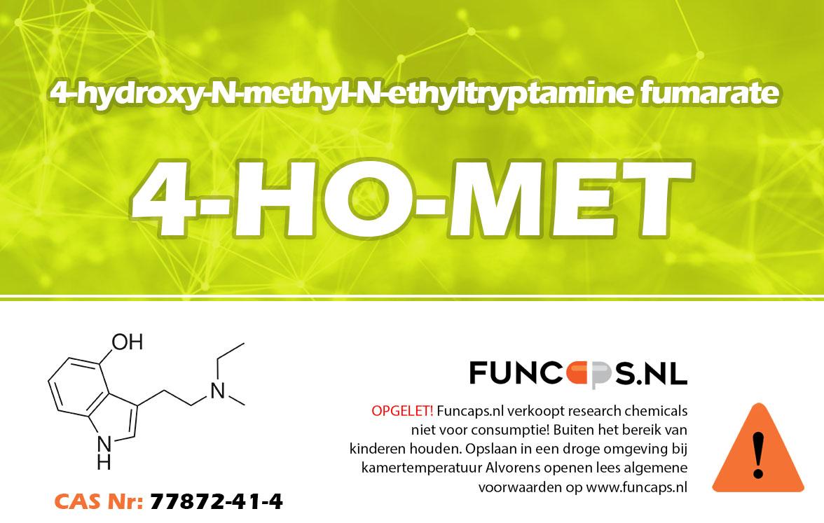 4-HO-MET Funcaps