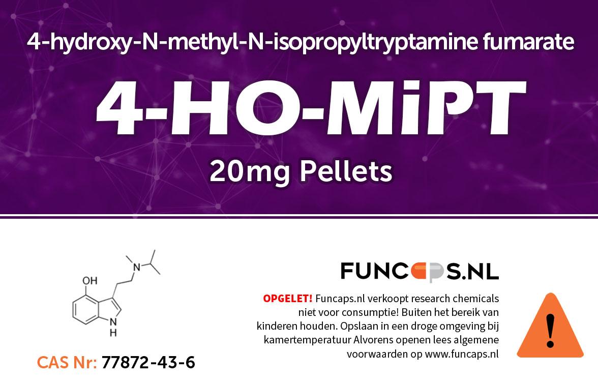 4-HO-MiPT Funcaps