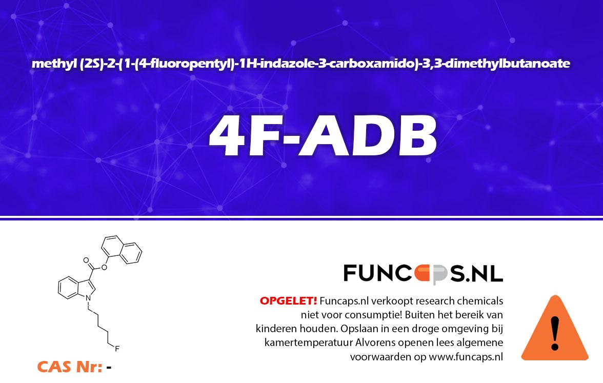 Funcaps 4F-ADB