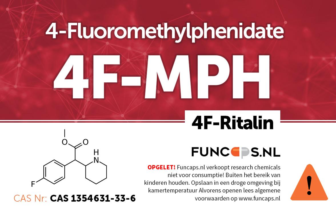 4F-ritalin funcaps