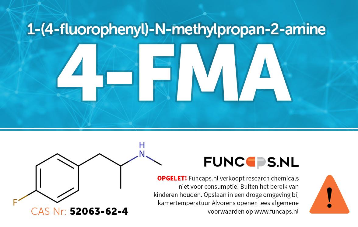 4-FMA Funcaps