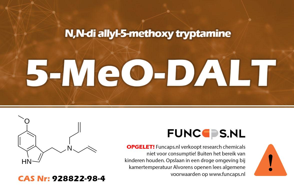 5-MeO-DALT Funcaps