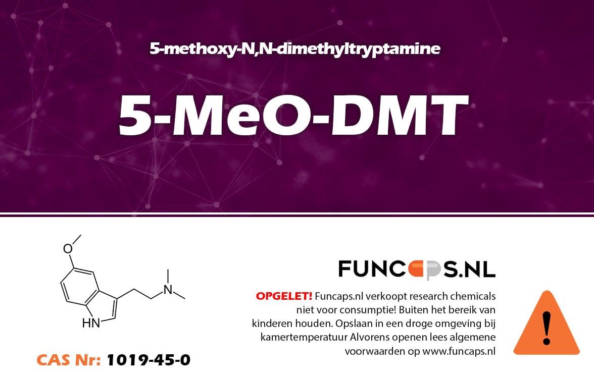 5-MeO-DMT Funcaps
