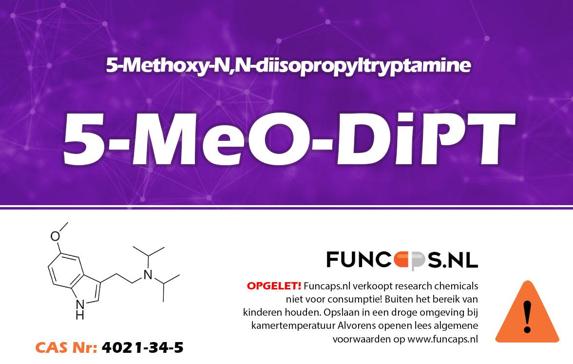 5-MeO-DiPT Funcaps