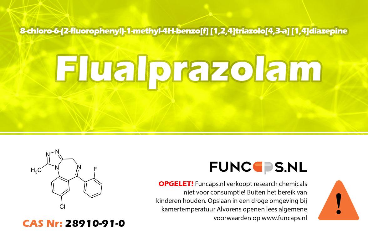 Flualprazolam Funcaps