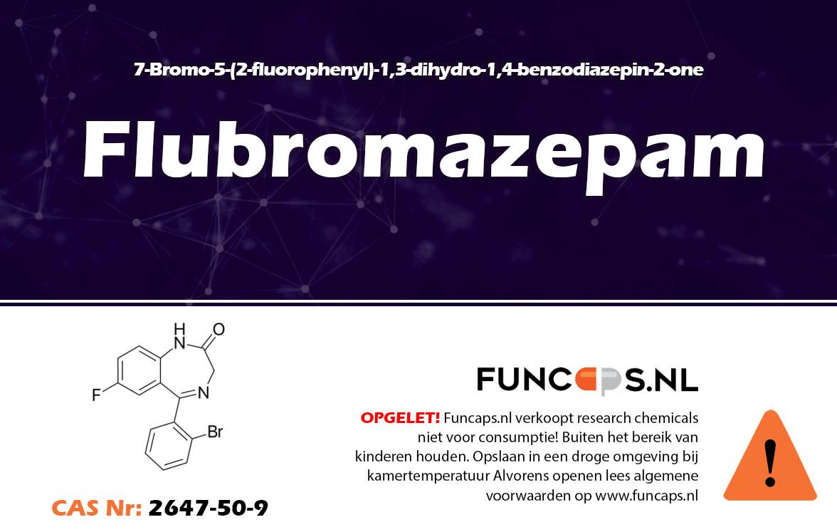 Flubromazepam-kopen