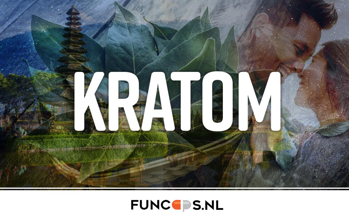 Kratom-kopen